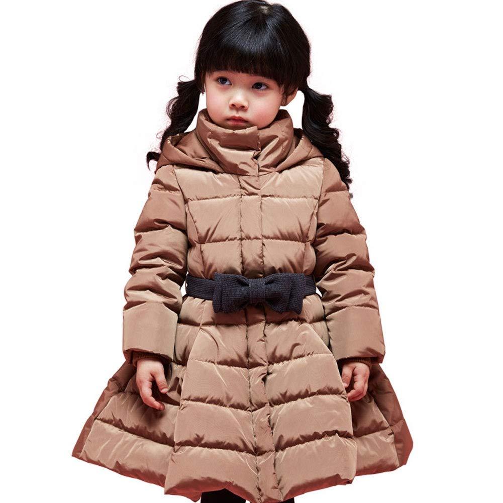 YZ-HODC Bebé chaqueta abajo falda grande cintura sección larga 90 ...