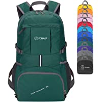 ZOMAKE Ultra Lightweight Hiking Backpack, 35L Foldable Water Resistant Travel Daypack Packable Backpack Outdoor Camping