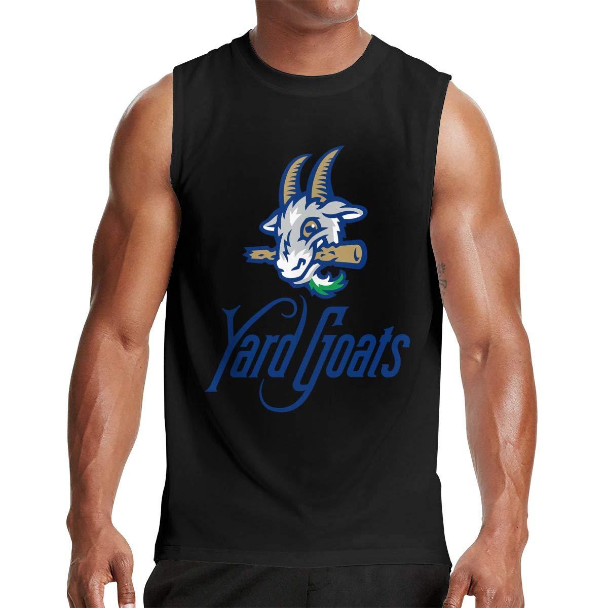 Thomlarryca Hartford Yard Goats Baseball S Gym Muscle T Shirt Classic Athletic Sleevel