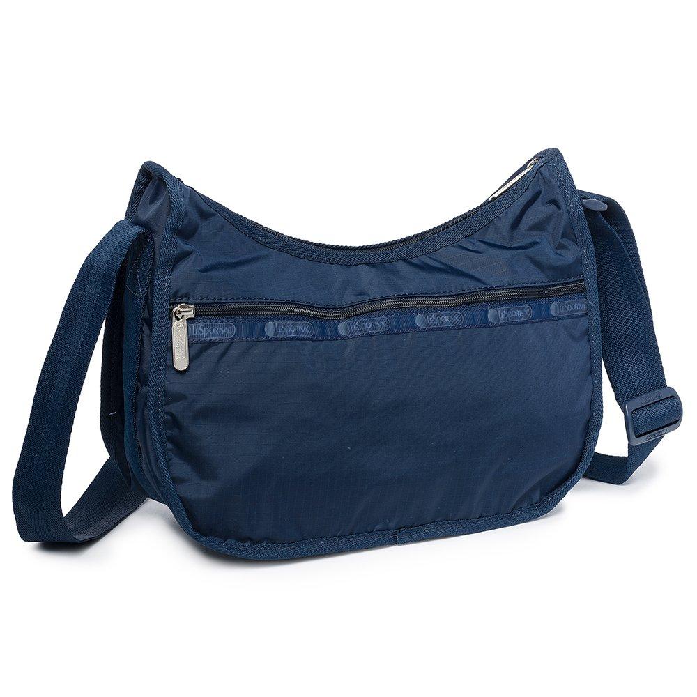 Le Sportsac - Bolso al hombro para mujer Azul azul marino clásico: Amazon.es: Zapatos y complementos