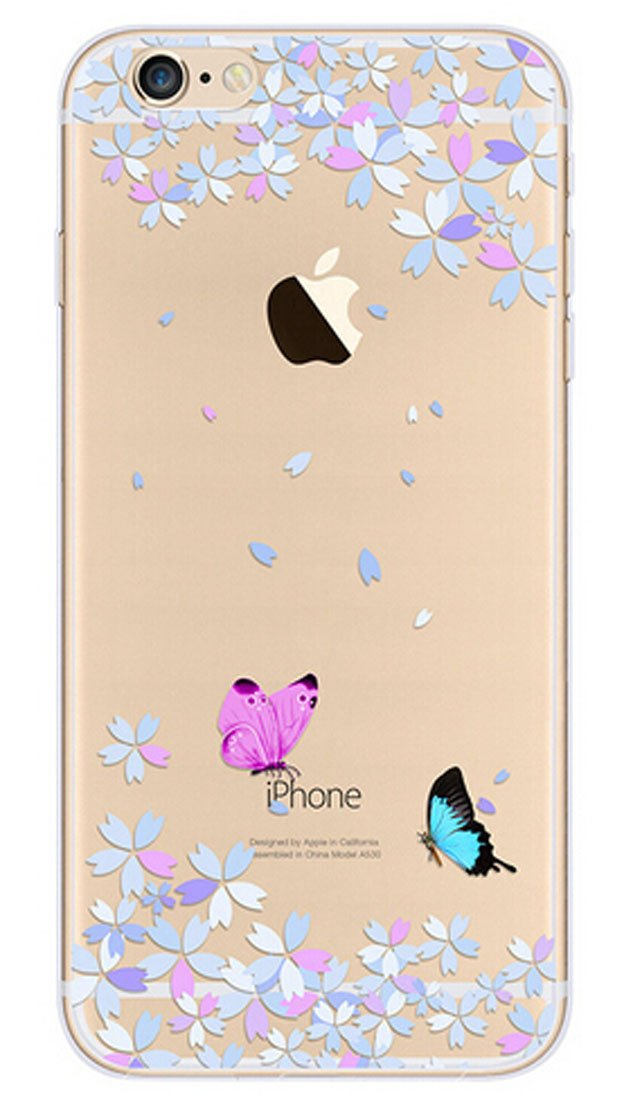 custodia per iphone 6s a fiori