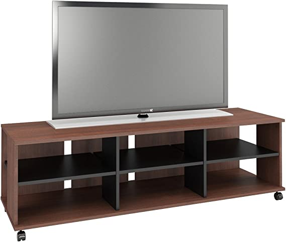Nexera Jasper 152,4 cm Mueble para TV, diseño de Moka y Color Negro: Amazon.es: Juguetes y juegos