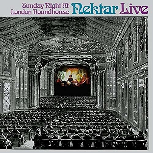Sunday Night At London Roundhouse - Limited Edition Colored Vinyl Sequentially Numbered for Collectors - Sequentially Numbered Limited Edition