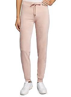 oodji Ultra Mujer Pantalones de Punto con Cordones: Amazon.es: Ropa y accesorios