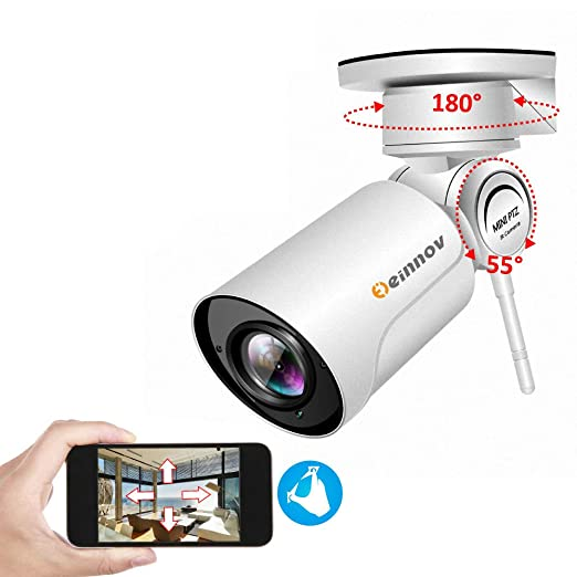 HD 1080P Ptz IP Cámara WiFi HD 4Xzoom Onvif Wi-Fi Mini ...