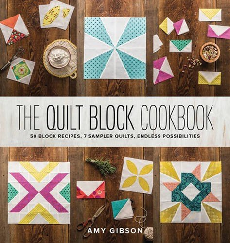 Quilt Block Cookbook Recipes Possibilities