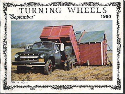 (Studebaker TURNING WHEELS 1953 Commander road test, factory tour + 9 1980)