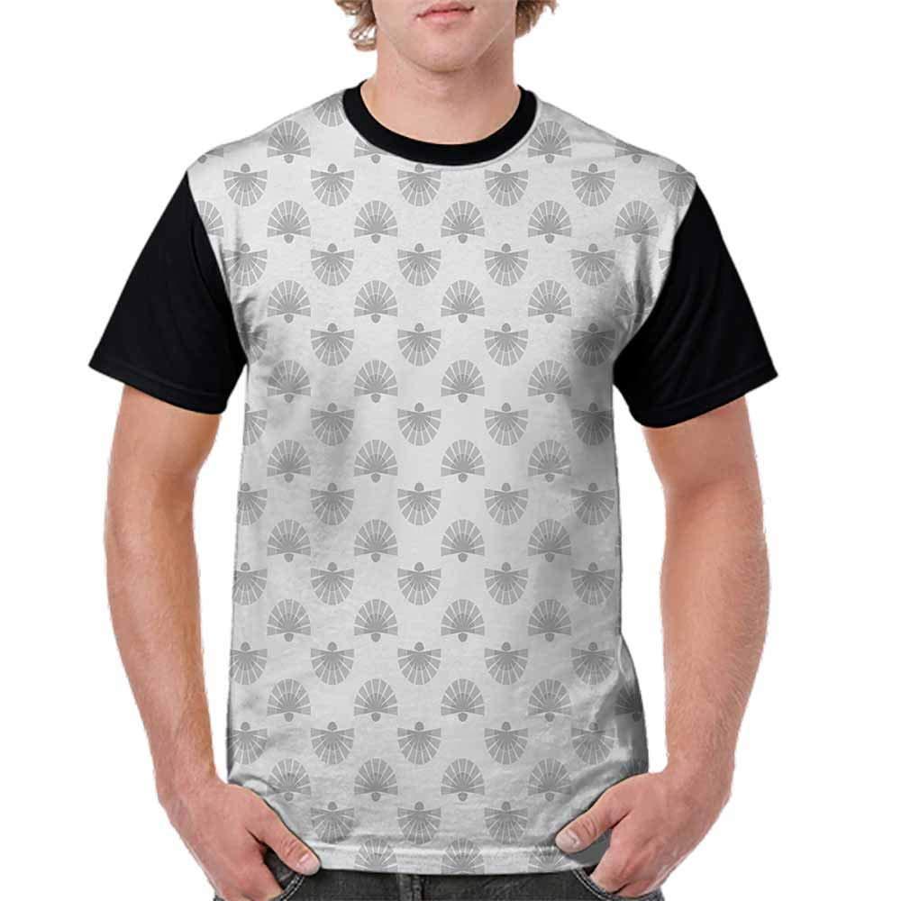 crownee Short Sleeve t-Shirt Running Gym Comfort Cool Undershirt t-Shirts for Men