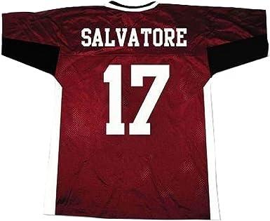 Borizcustoms Stefan Salvatore 17 Mystic Falls Timberwolves Camiseta De Punto De Vampiro Cosida Xs 2xl Clothing Amazon Com