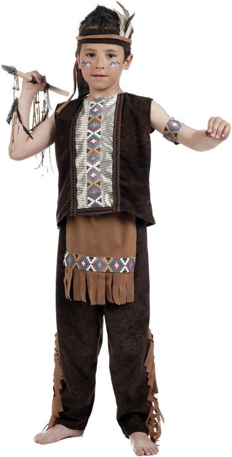 Limit Sport - Disfraz de indio para niño (MI964): Amazon.es ...