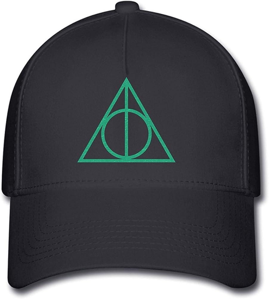 Hittings Unisex Kids John Cena You Cant See Me Logo Hit Color Hip-Hop Baseball Caps Hats KellyGreen
