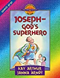 Joseph-God's Superhero: Genesis 37-50 (Discover 4 Yourself Inductive Bible Studies for Kids!)
