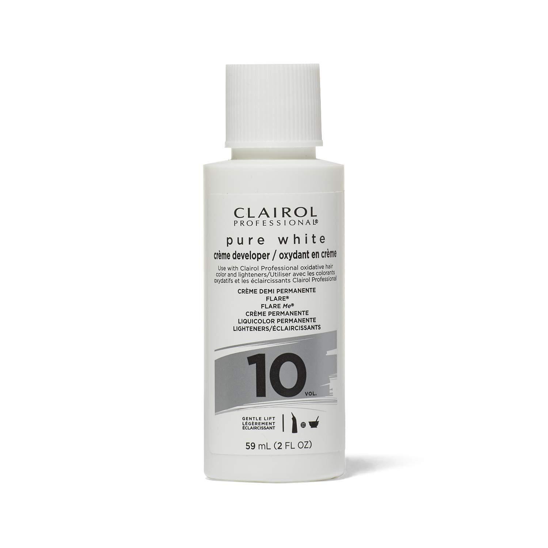 Clairol Professional Pure White 10 Volume Creme Developer