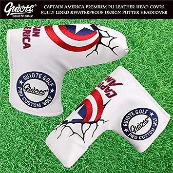 Amazon.com: Guiote - Tapa para palos de golf, diseño ...