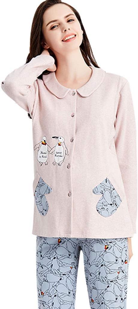 Pijamas Albornoces Batas y Kimonos Maternidad Camisa de ...