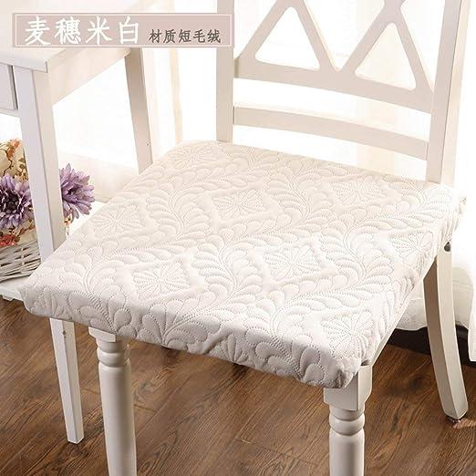 Almohadillas para silla de comedor Cojín de esponja de ...