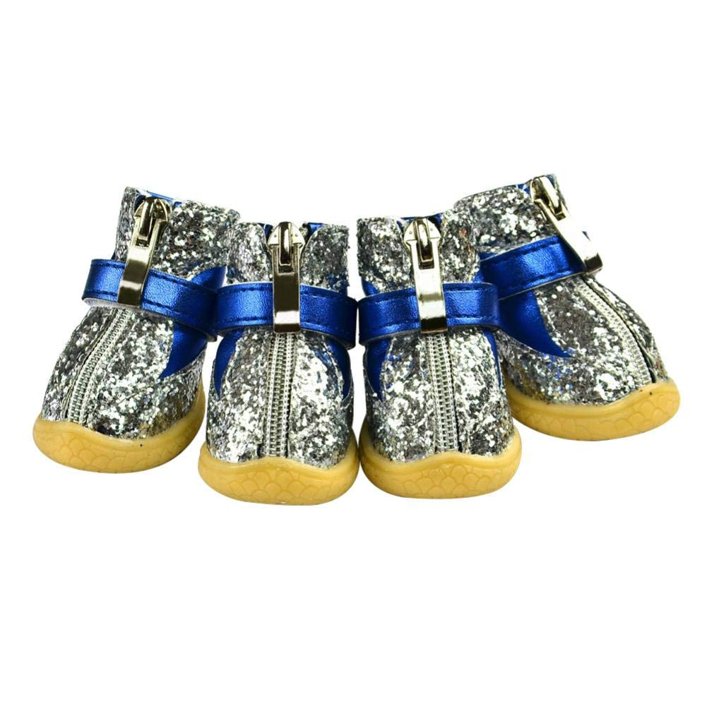 1cf9afed6461c Amazon.com : Yinrunx Pet Boots Dogs Foot Decoration with Bright ...