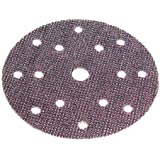 Mirka HD61102540 6-Inch 40 Grit HD Heavy Duty Mesh Abrasive Dust Free Sanding Discs, Box of 25 Discs by Mirka