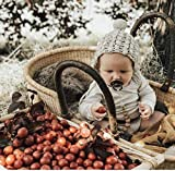 BIBS BPA-Free Natural Rubber Baby Pacifier | Made