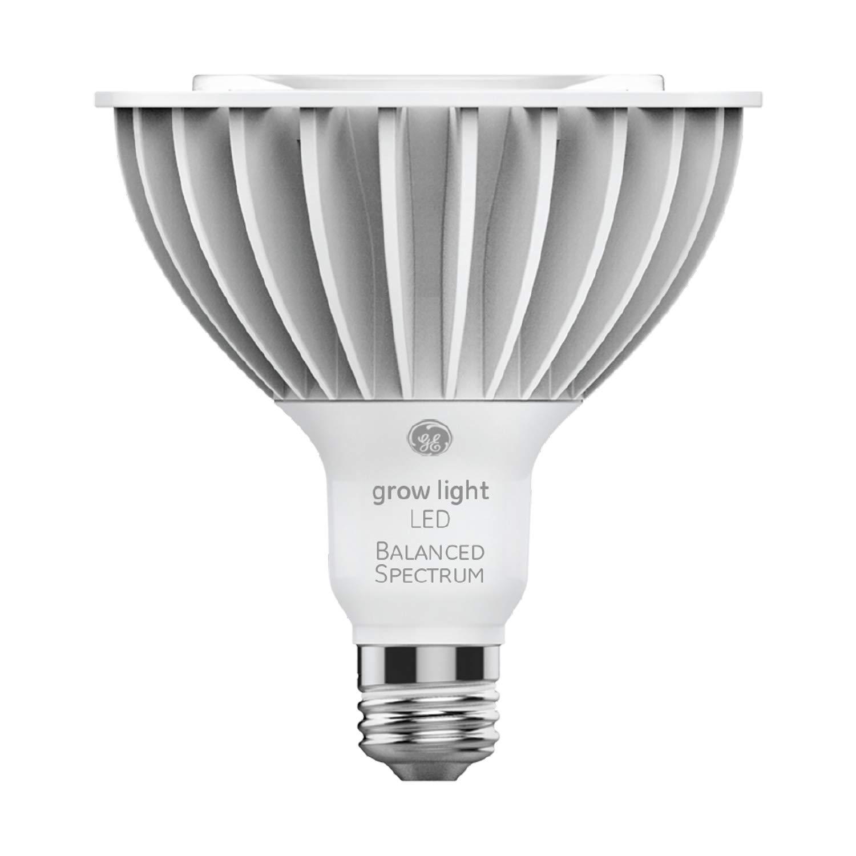 GE Lighting 93101232 32-Watt PAR38 LED Grow Light for Indoor Plants, Balanced Full Spectrum