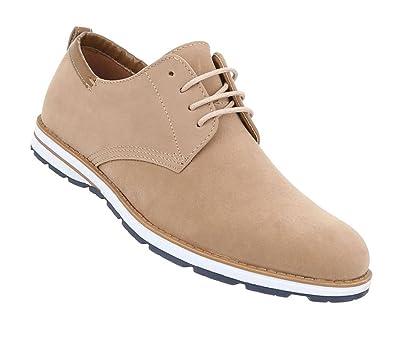 Herren Schuhe Business-Schuhe Leder Schnürer  Amazon.de  Schuhe ... e3967fc465
