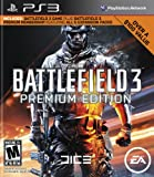 ps3 tank games - Battlefield 3 Premium Edition - Playstation 3