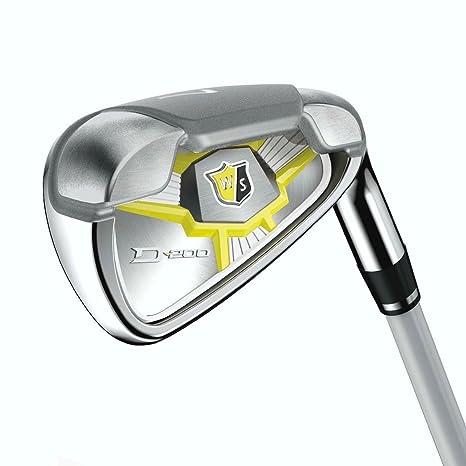 Amazon.com: Wilson Staff D200 – Club de Golf para diestros ...