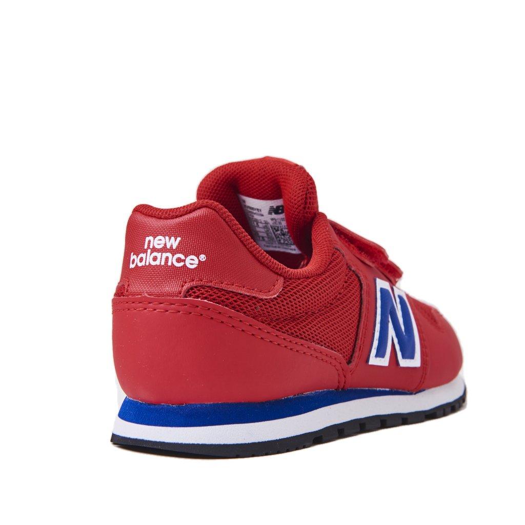 new balance bimbo blu e rosse