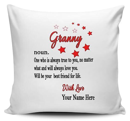 Personalizable abuela uno que es siempre fiel a usted ...