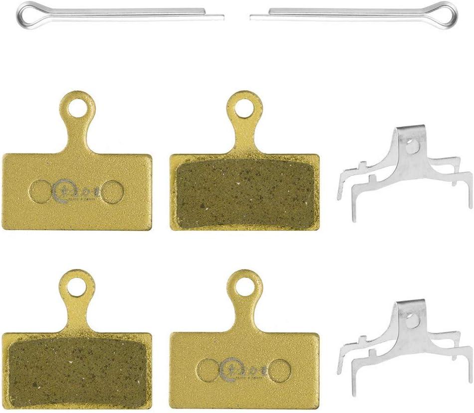 2 pairs Bicycle Bike Disc Brake Pads For Shimano XTR M985 M988 XT M785 SLX M666