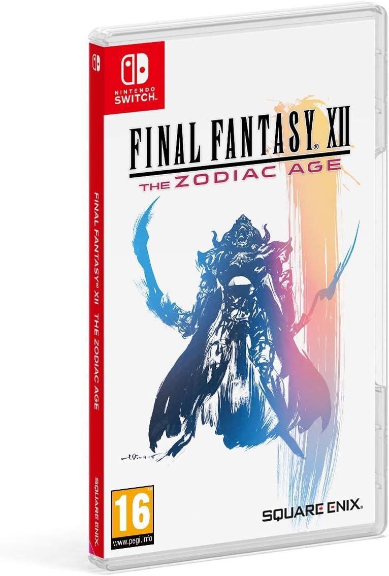Final Fantasy XII The Zodiac Age - Nintendo Switch [Importación inglesa]