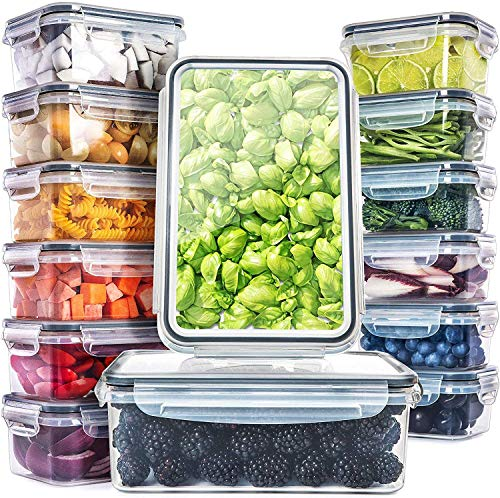 Fullstar Food Storage Containers with Lids (14
