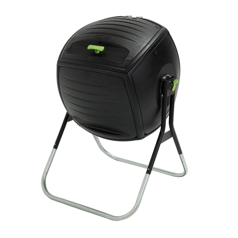 50 Gallon Backyard Compost Tumbler by Lancor