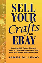 Sell Your Crafts on eBay Paperback