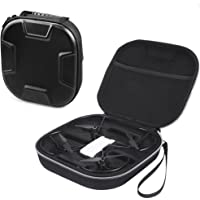 Esimen Hard EVA Travel Black Case for DJI Tello Carry Bag Protective Box ,Fits Extra Battey and Controller (Black)
