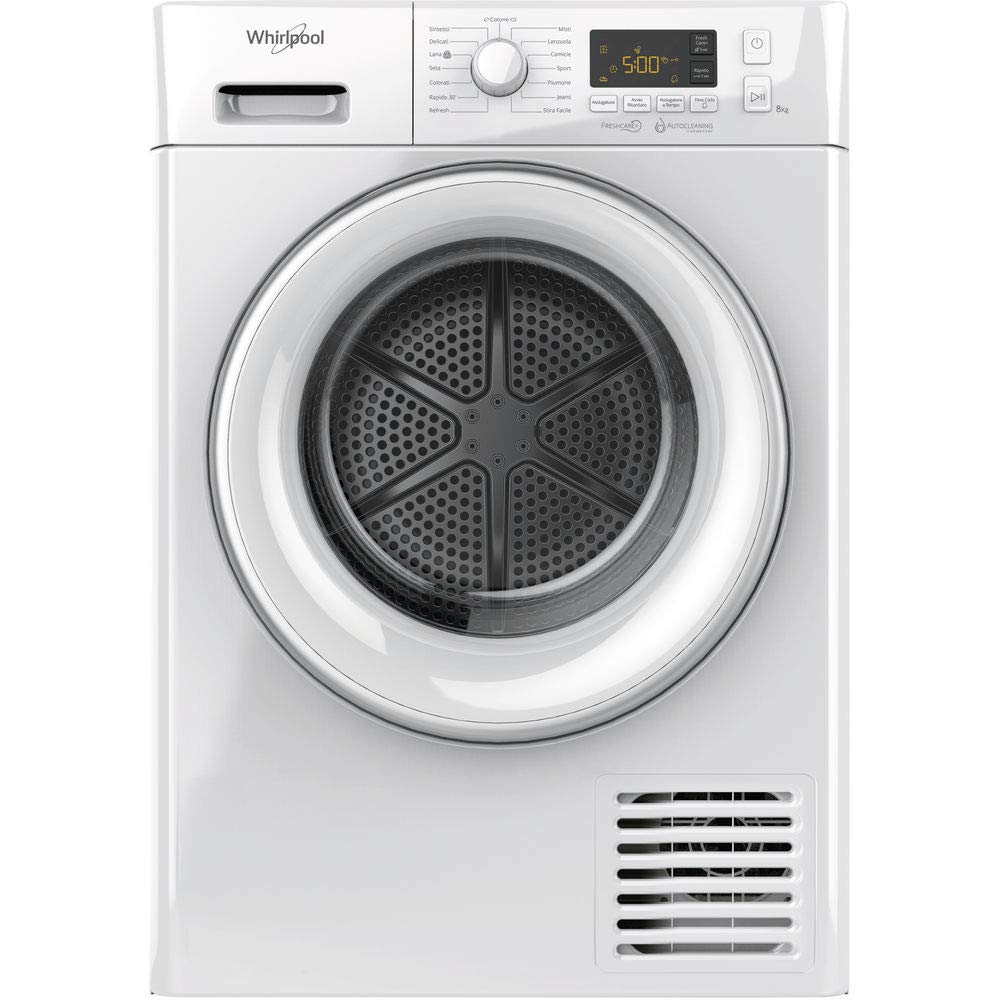 Whirlpool FT M11 82WSY IT - Secadora (Independiente, Carga frontal ...