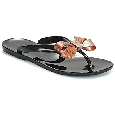 332bb84b1ce2f0 Ted Baker Women Suzie Flip Flops  Amazon.co.uk  Shoes   Bags