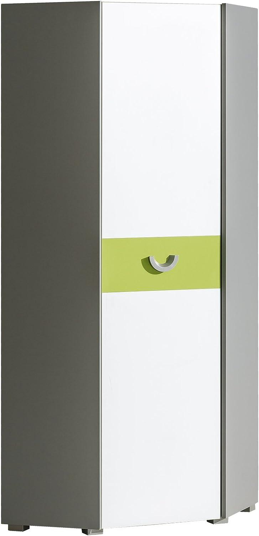 SMARTBett Smart Cama Esquina Armario Futuro con 1/Puerta Selecci/ón de Colores