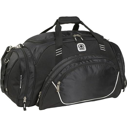 b88f20b6c77 Amazon.com  OGIO Transfer Street Duffel (Black)  Clothing