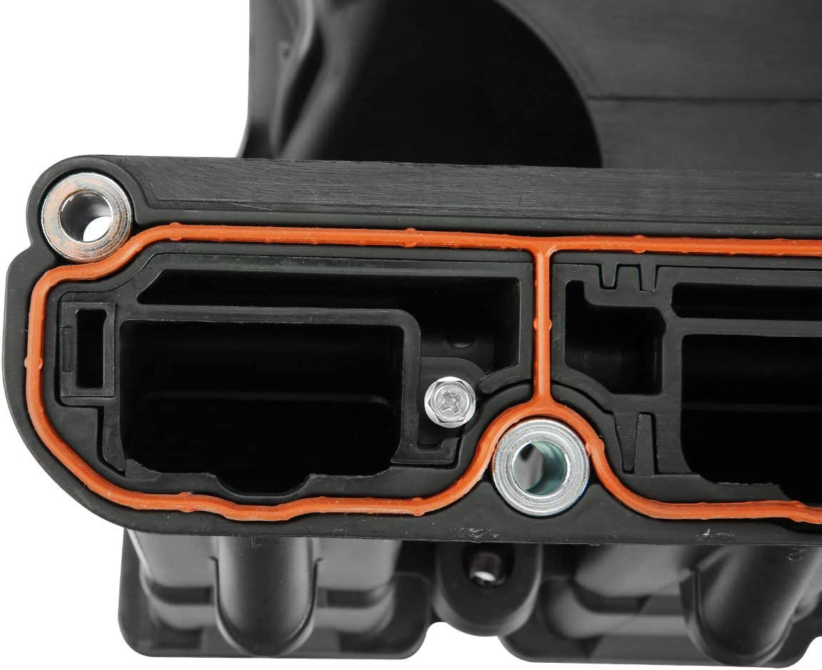 A-Premium Intake Manifold Without Flow Valve Compatible with Jeep Compass Patriot 2012-2017 Chrysler 200 2011-2014 Avenger Caliber Journey