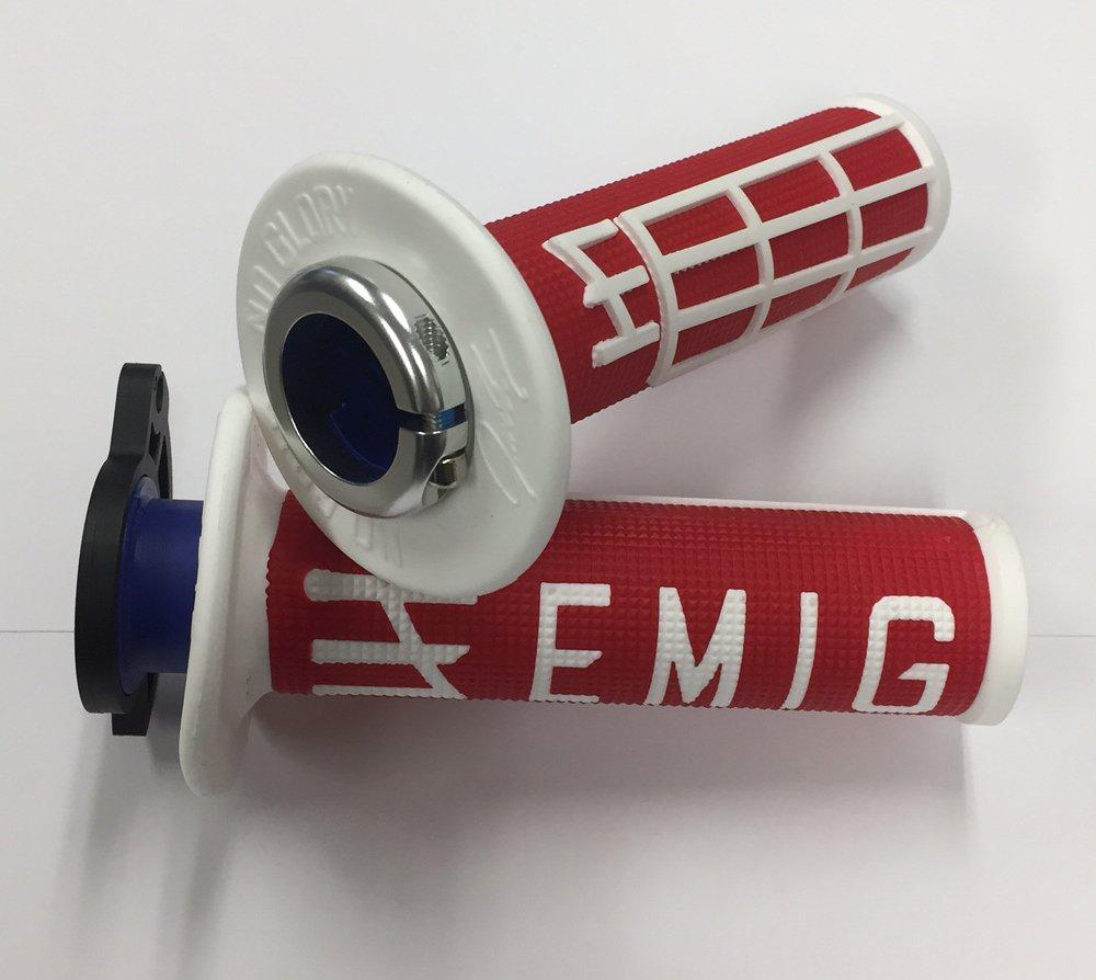 ODI H36EMHG GRIPS EMIG RACING V2 GR/GP