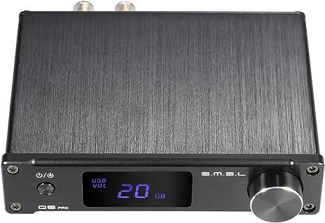 ammoon S.M.S.L Pro Q5 Mini Portátil HiFi Digital 3.5mm AUX ...