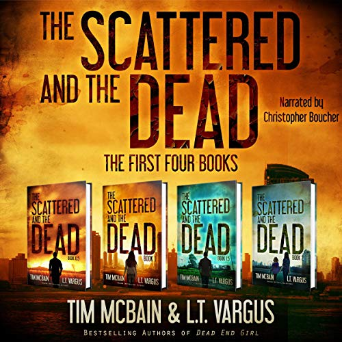 Pdf Fantasy The Scattered and the Dead Series: The First Four Books: Post-Apocalyptic Fiction