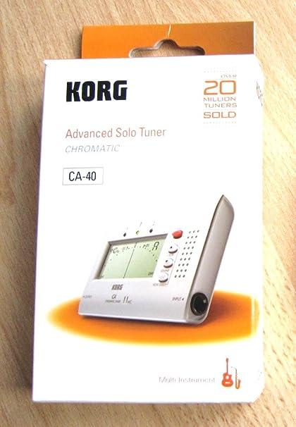 Korg CA40 product image 4