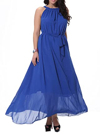 Summer Dress Plus Size Elegant Ladies Formal Dresses Maxi Dress Short Sleeves Beach Dress Long Party