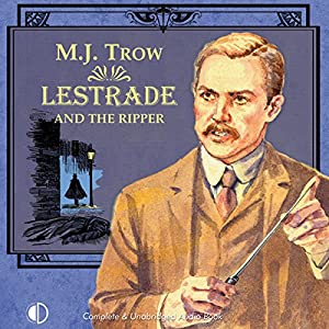 Lestrade and the Ripper Audiobook