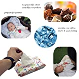 Portable Wet Wipe Pouch Reusable & Refillable Baby