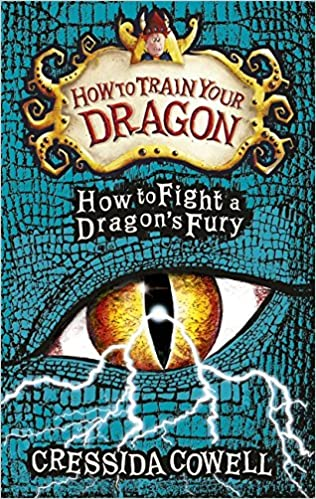 How to Fight a Dragons Fury Book 12 How to Train Your Dragon