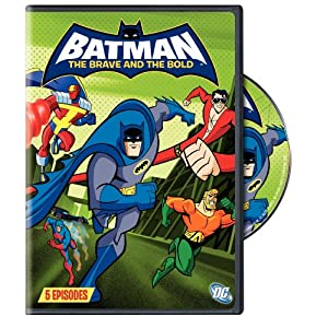 Batman: The Brave and the Bold, Vol. 3 movie