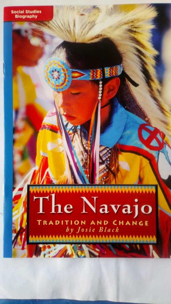 Social Studies Biography The Navajo Tradition And Change by Josie Black (Blue) pdf